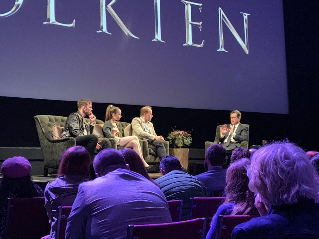 Montclair Film Festival Screening of Tolkien
