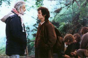 Andrew Jack and Elijah Wood