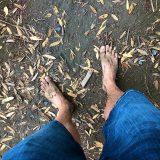 JA Bayona Instagram Post 22nd Dec 2020 - Hobbit Feet?