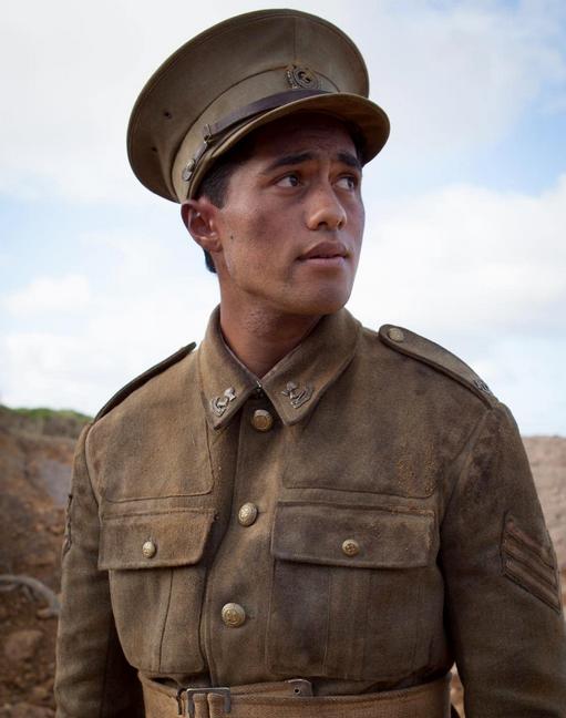 Alex Tarrant in When We Go To War