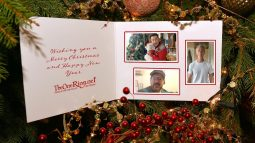 TheOneRIng.net's 2020 Holiday Message featuring William Kircher, Stephen Hunter and Jed Brophy
