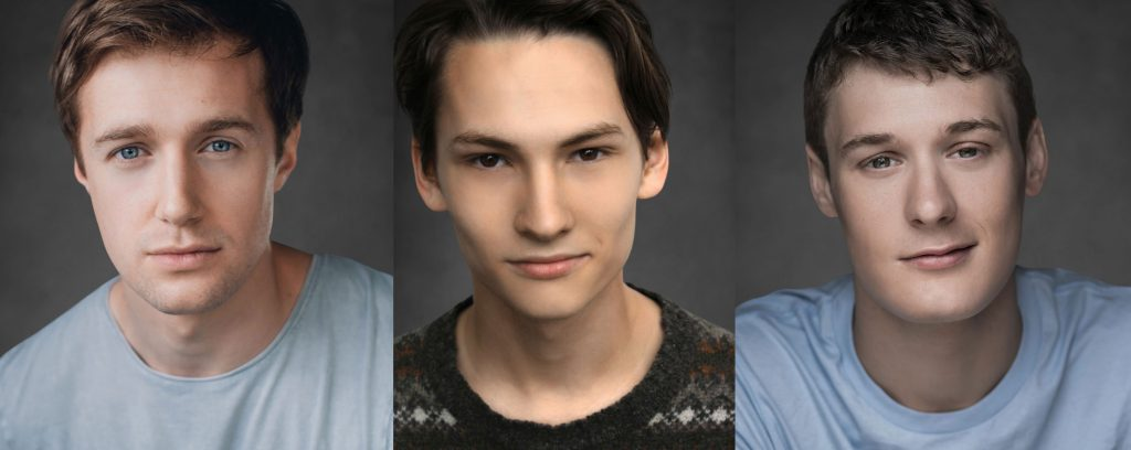 Leon Wadham, Ian Blackburn, Anthony Crum are cast in The Lord of the Rings Series from Amazon