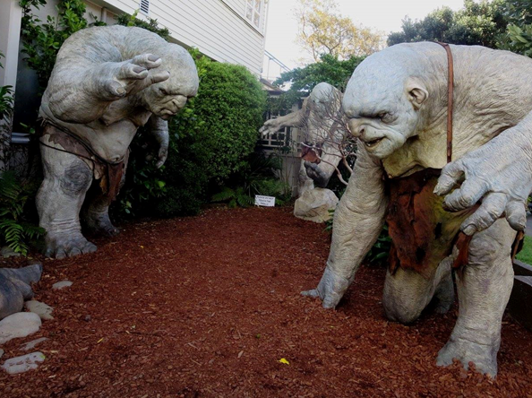 Number 2: Weta and the Weta Cave - Weta and the Weta Cave