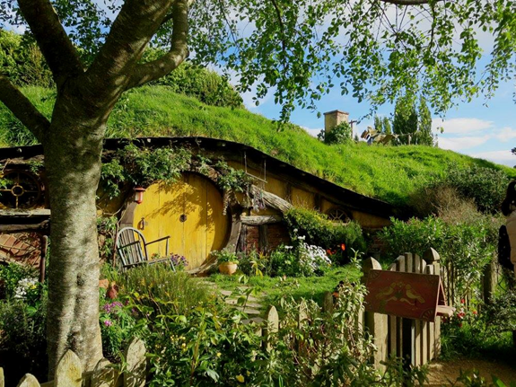Number 1: The Hobbiton Movie Set - Sam and Rosie's, of course
