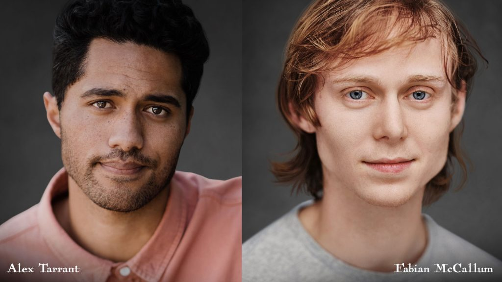 Alex Tarrant and Fabian McCallum cast in Amazon's The Lord of the Rings Series