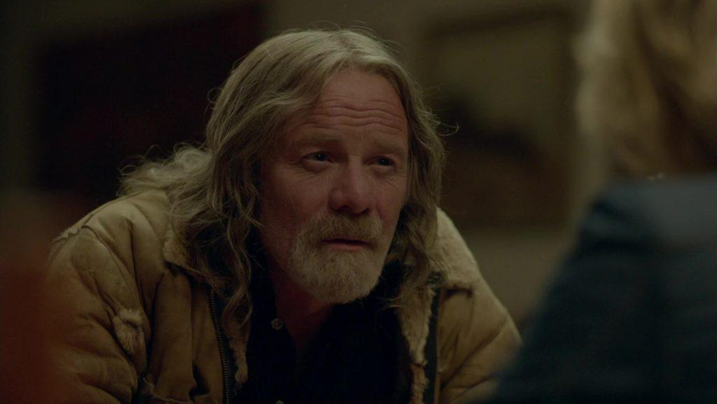 Peter Mullan as Matt Mitcham in tv series Top of the Lake