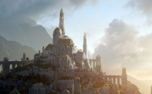 The Tower of Ingwë