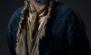 Lenny Henry photoshop on Bilbo Baggins